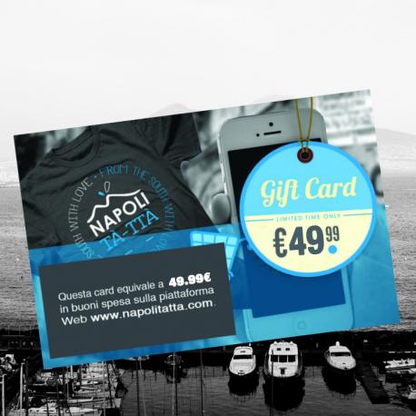 Gift Card da 49,99€