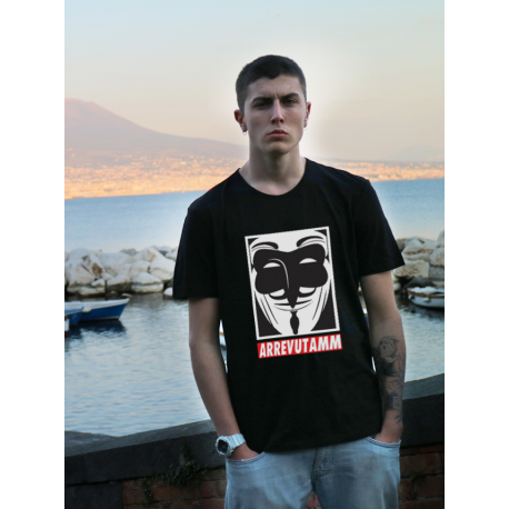 Arrevutamm, T-Shirt Unisex