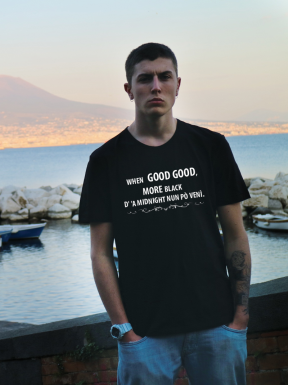 When good good, T-Shirt Unisex