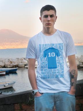 Te lo dico con la voce, T-Shirt Unisex