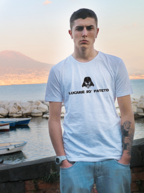 Lucarié so' pateto, T-Shirt Unisex