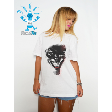 The Jocker Pulcinella, T-Shirt Unisex