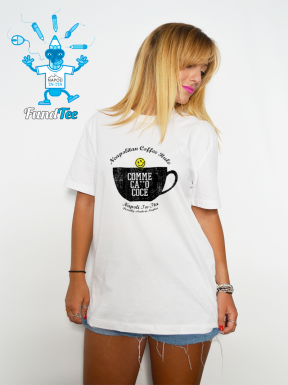 Neapolitan Coffee Rule, T-Shirt Unisex