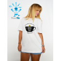 Neapolitan Coffee Rule, T-Shirt Unisex