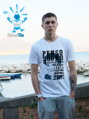 Troisi Special Edition, T-Shirt Unisex