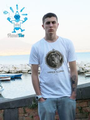 Manco 'e cani!, T-Shirt Unisex
