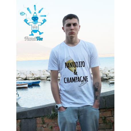 Panuozzo & Champagne, T-Shirt Unisex