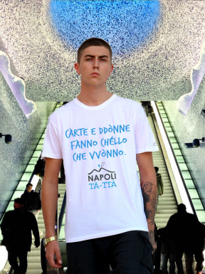 Carte e donne, T-Shirt Unisex