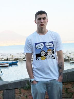 Qual è il tuo anime preferito, T-Shirt Unisex