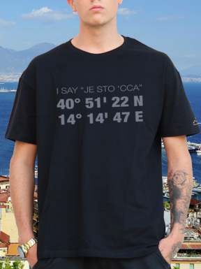 Parallelo 41, T-Shirt Unisex