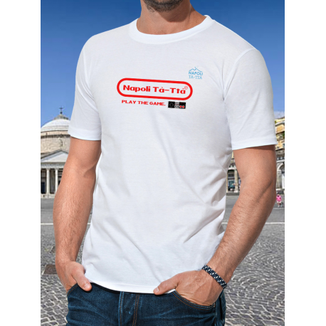 Napoli Tà-Ttà Play the Game, T-Shirt Unisex