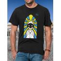 Gothic Pulcinella, T-Shirt Unisex