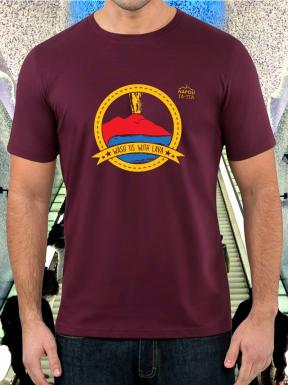 Lavaci col fuoco, T-Shirt Unisex
