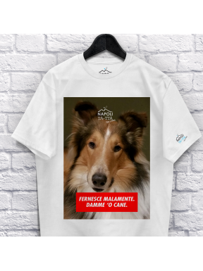 Damme 'o cane, TShirt Unisex