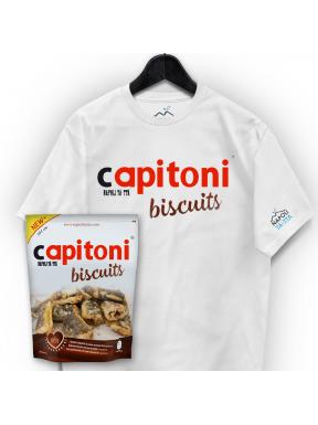 Capitoni Biscuits, TShirt Unisex