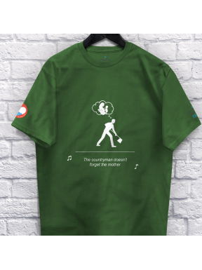T-Shirt of Health - Countryman