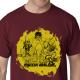 Faccia Gialla the Avenger, T-Shirt Uomo