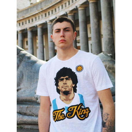The Golden King, T-Shirt Unisex