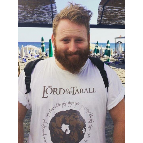 The Lord Of Tarall, T-Shirt Unisex