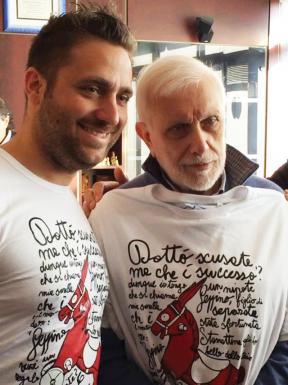 Il Cavalluccio Rosso, T-Shirt