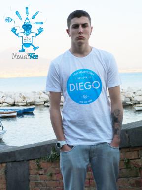 I'm Neapolitan, I belive in Diego
