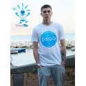 I Belive in Diego, T-Shirt Unisex