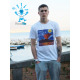 Golfo stellato, T-Shirt Unisex