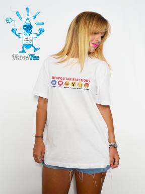 Neapolitan Reactions, T-Shirt Unisex