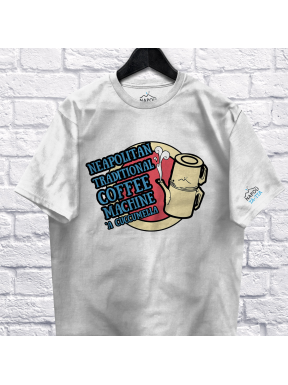 Traditional Coffee Machine Cuccumella