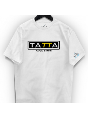 TaTTa - Napoli is porn, TShirt Unisex