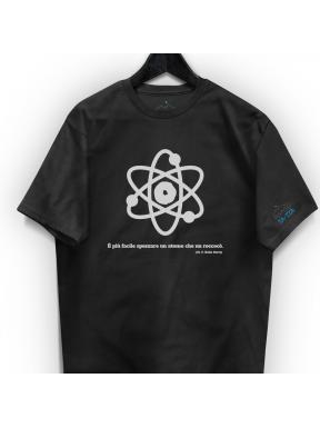 È più facile spezzare un atomo, TShirt Unisex