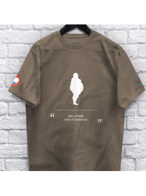T-Shirt of Health - Belly Substance