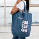 Partenope, Borsa Jeans