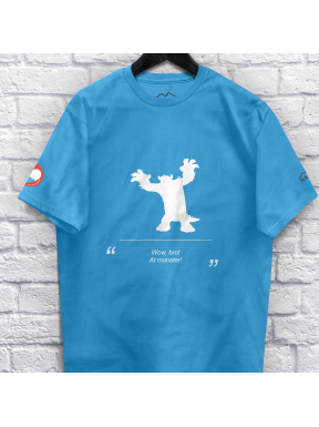 T-Shirt of Health - At Monster