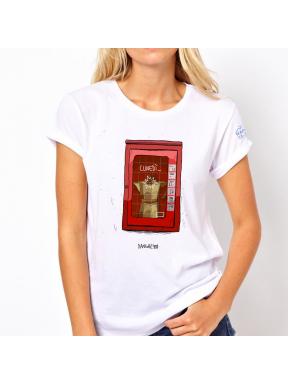 Caffè, T-Shirt Unisex