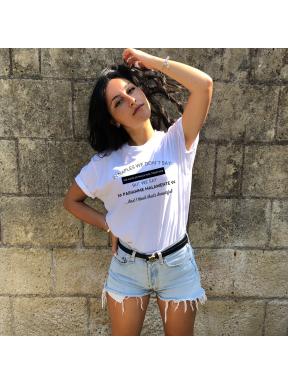 Pariamme malamente - T-Shirt Unisex