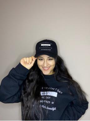 'A meglia parola - Cappellino unisex