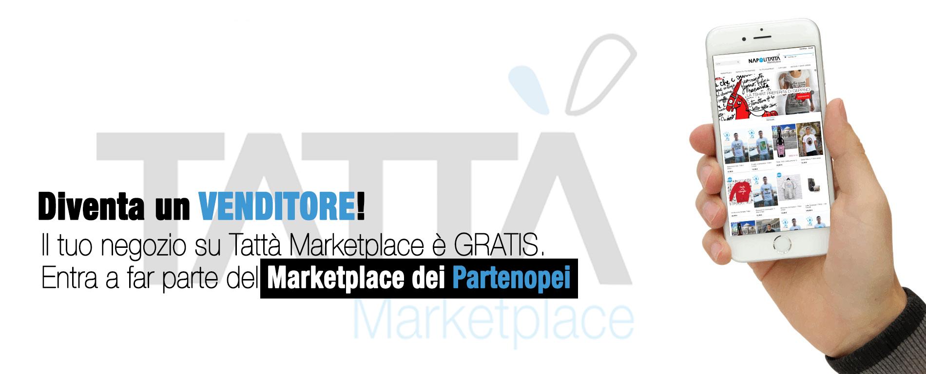Inizia subito a vendere con Tà-Ttà Marketplace!